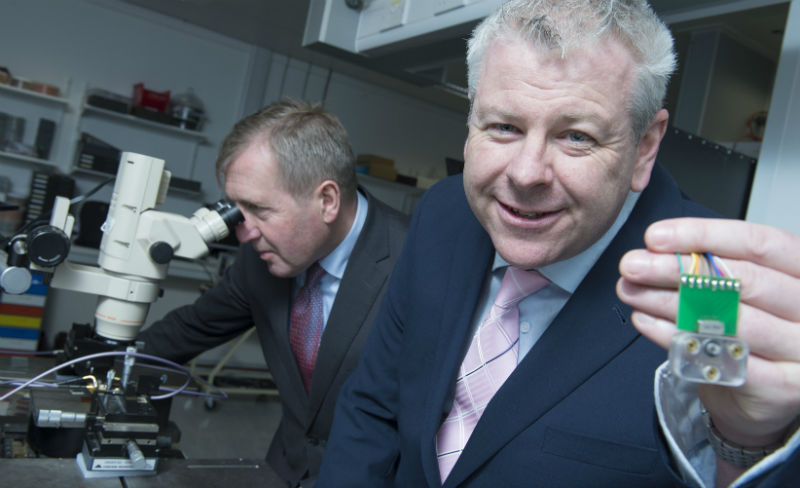 "Image result for ""A vital step in addressing barley and potato crop disease is the implementation of adequate surveillance strategies so that rapid, in-field diagnosis can be made,"" said Dr Alan O'Riordan, research fellow at Tyndall National Institute. Scope will develop prototype nanosensors by combining all parties' expertise in crop pathology, immunochemistry and nanotechnology."