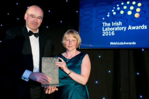 Research Laboratory of the Year award winner