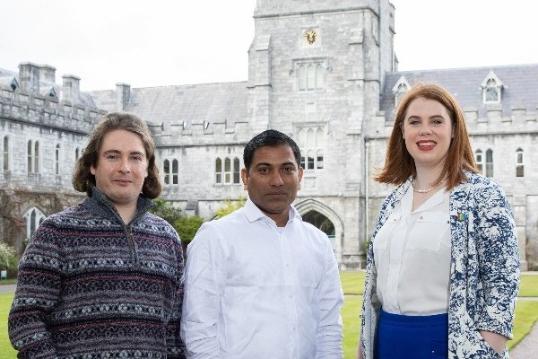 UCC and Tyndall researchers selected to attend 2019 Lindau Nobel Laureate Meeting