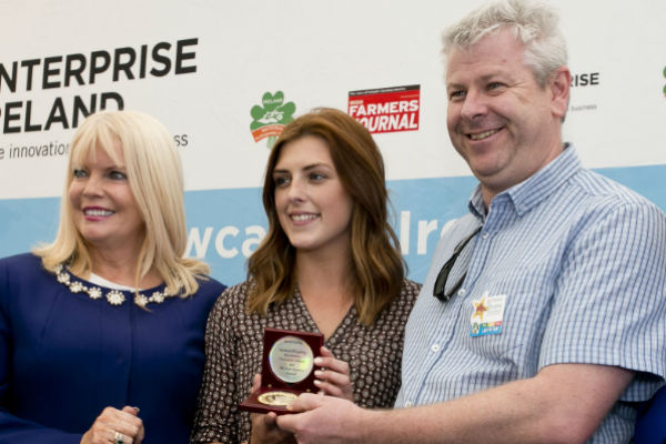 Gold medal win in innovation at the Ploughing Championships