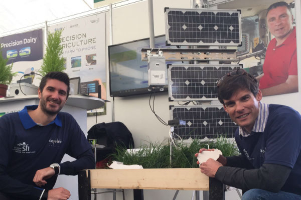 'Small Smart Farm' demos at the Ploughing Championships