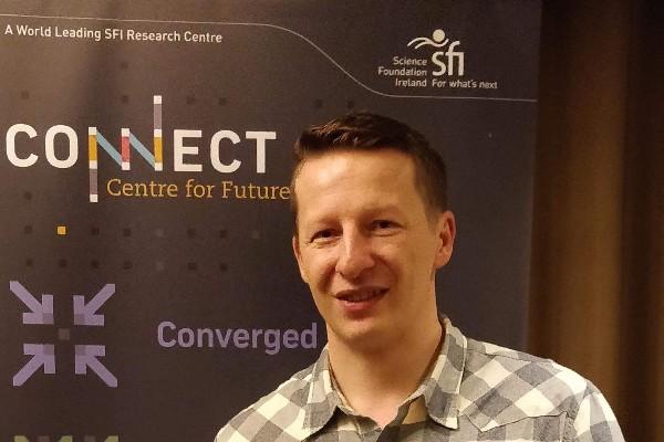 Tyndall's Mariusz Wilk wins 2018 CONNECT Public Engagement Award