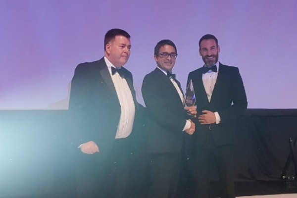 Smart Glove team wins Technology Ireland Outstanding Academic Achievement of the Year