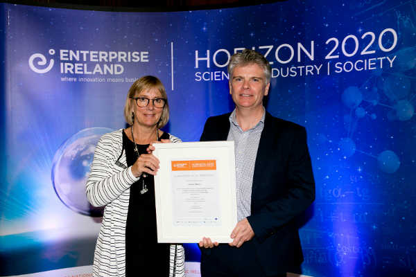 Tyndall National Institute receives Horizon 2020 Champions of EU Research Awards
