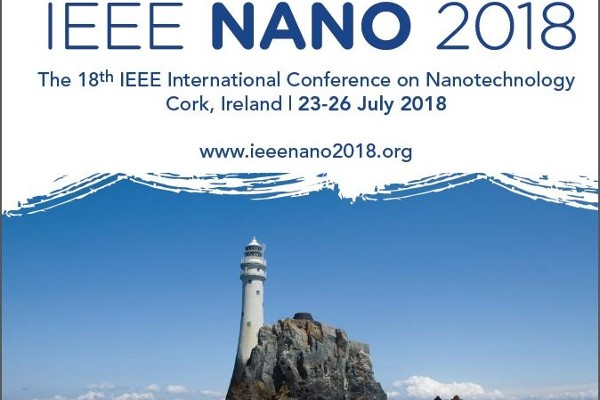 Tyndall to host 18th IEEE International Conference on Nanotechnology