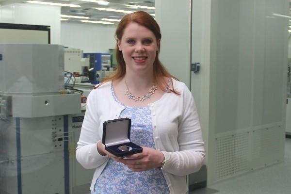 Niamh Kavanagh awarded Rosse Medal