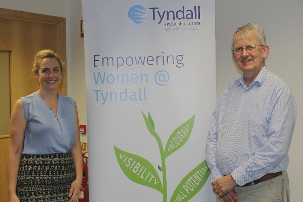 Empowering Women @ Tyndall Programme Welcomes Dr. Fiona Blighe, Scientific Programme Manager, Science Foundation Ireland (SFI)