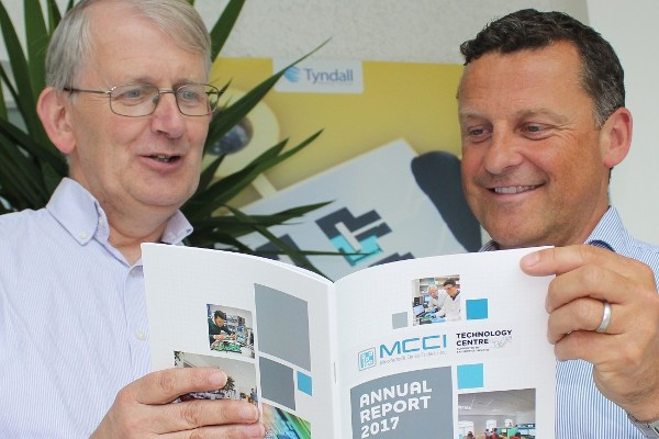 MCCI Announces Strong Growth in Annual Report