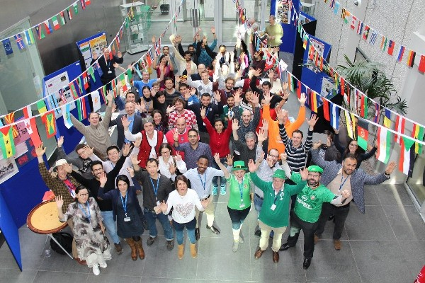 Tyndall Celebrate Cultural Diversity in the Workplace