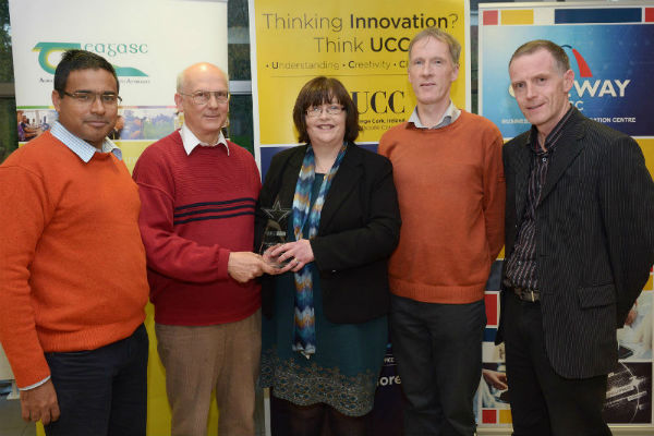 TTO commercialisation award win