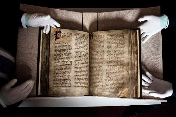 Investigating famous Irish Manuscript and Vellum Treasure – the Book of Lismore