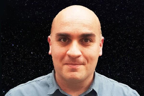 Nikola Vasovic, Senior Engineer at Tyndall, Reaches for the Stars