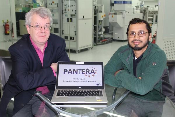 Kickoff of €4m smart grid project PANTERA