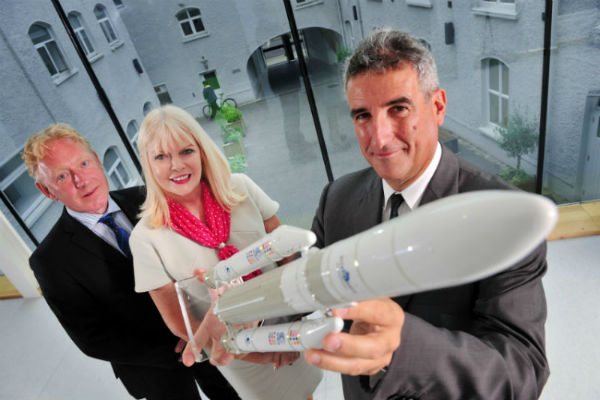 Start-ups using space tech invited to apply to ESA Space Solutions Centre Ireland