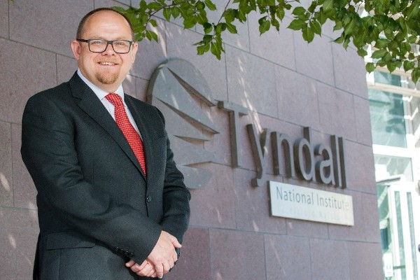 Prof William Scanlon appointed as Chief Executive of Tyndall
