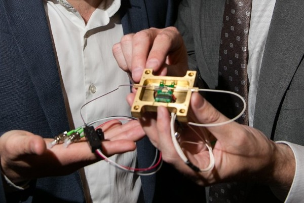 Spin out company Pilot Photonics raises €1m in funding