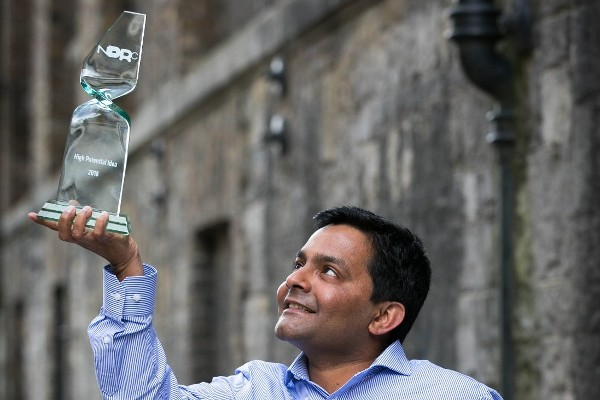 Team led by Cleitus Antony wins NDRC Pre-Commercialisation Programme