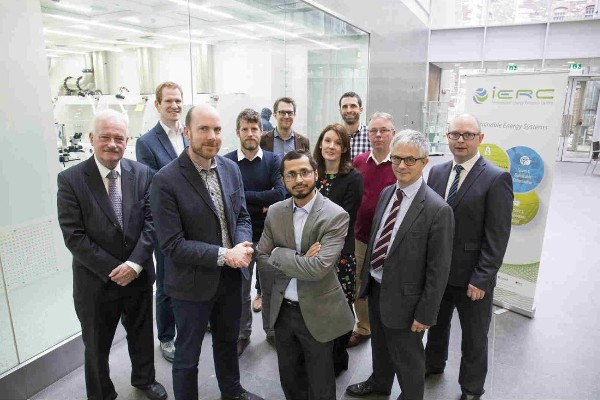 StoreNet project launched at International Energy Research Centre workshop at Tyndall