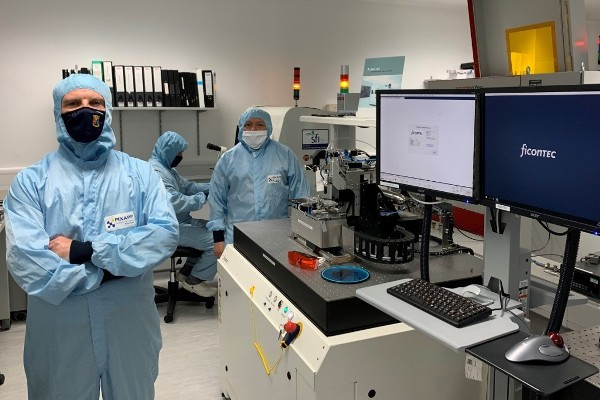 Cork researchers partner with German photonics firm to bring breakthroughs to industry