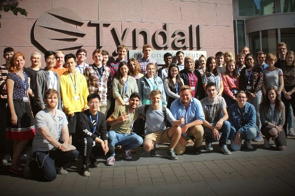 Internship at Tyndall, nurturing you to the next phase of your career
