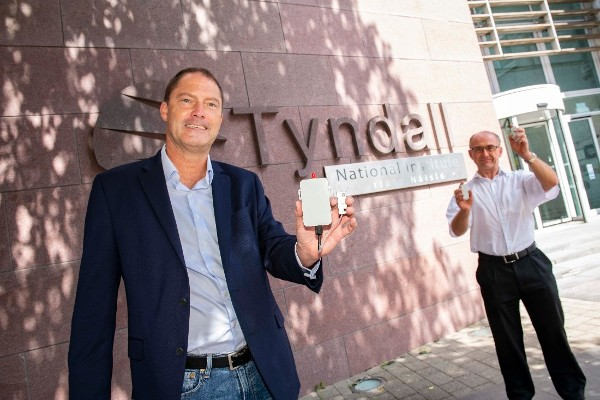 Tyndall and Net Feasa Driving the Future of Smart Cargo Transport
