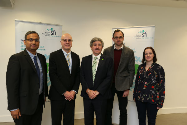 Two researchers win Science Foundation Ireland SIRG & CDA awards