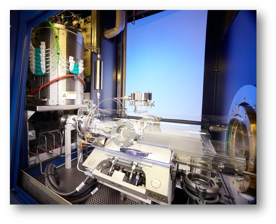 AIXTRON atomic vapour deposition system at Tyndall