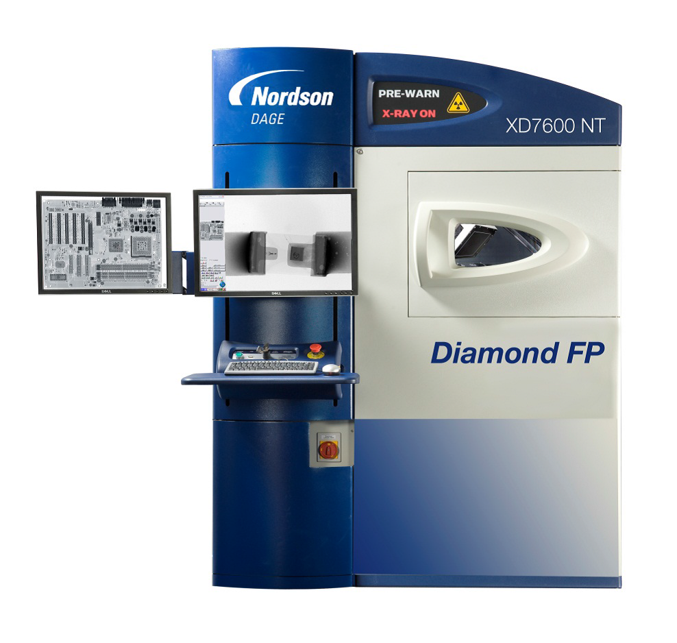 Nordson Dage Diamond  XD7600NT X-ray Imaging System